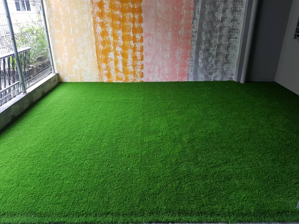 artificial grass indoor
